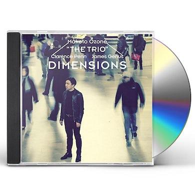 Makoto Ozone DIMENSIONS CD