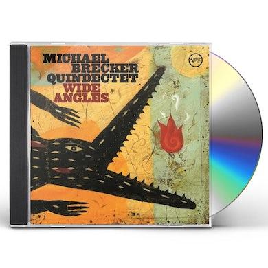 Michael Brecker WIDE ANGLES CD