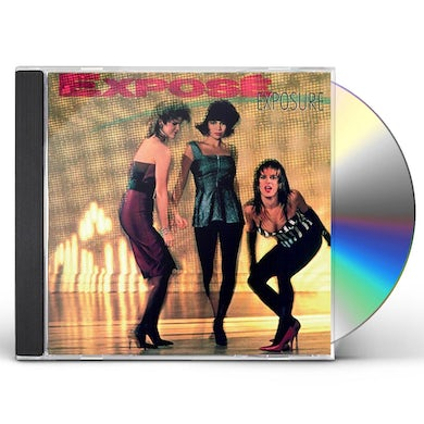 Expose EXPOSURE: DELUXE EDITION CD