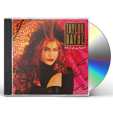Taylor Dayne TELL IT TO MY HEART: DELUXE EDITION CD