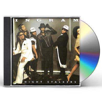 Ingram NIGHT STALKERS (BONUS TRACKS EDITION) CD