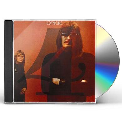 Soft Machine 4 CD