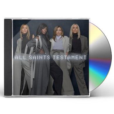 All Saints TESTAMENT CD