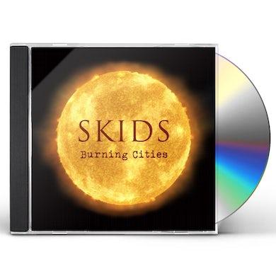 Skids BURNING CITIES CD