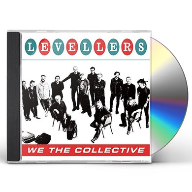 The Levellers WE THE COLLECTIVE CD