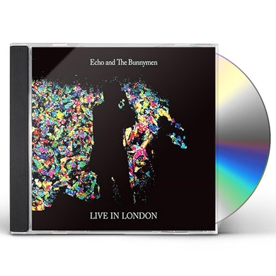 Echo & the Bunnymen LIVE IN LONDON CD
