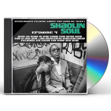 Shaolin Soul Episode 4 / Various CD