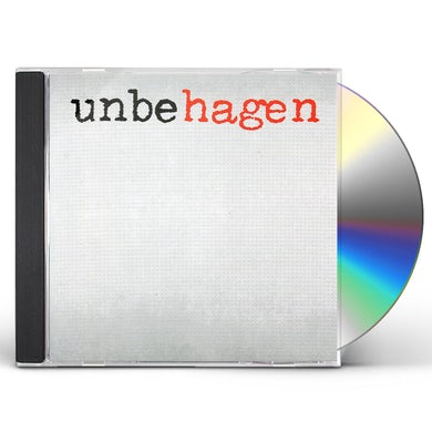Nina Hagen UNBEHAGEN CD