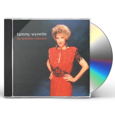 Tammy Wynette DEFINITIVE COLLECTION CD