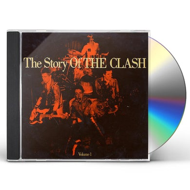 STORY OF THE CLASH 1 CD