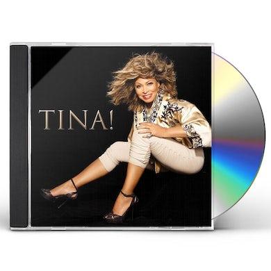 Tina Turner TINA! CD