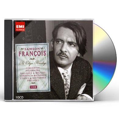 Samson Francois ICON CD