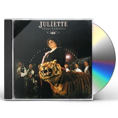 JULIETTE BIJOUX & BABIOLES CD