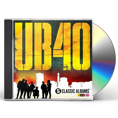 Ub40 5 CLASSIC ALBUMS CD