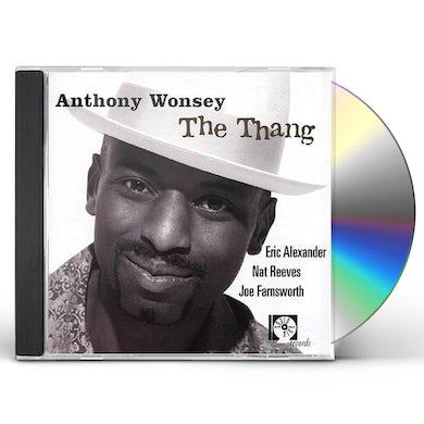 Anthony Wonsey THANG CD