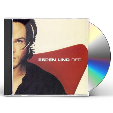 Espen Lind RED CD