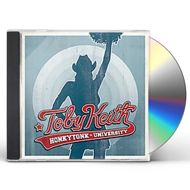 Toby Keith HONKYTONK UNIVERSITY CD