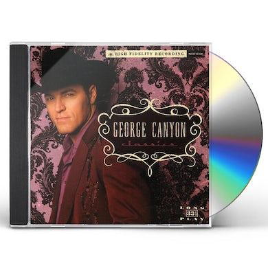 George Canyon CLASSICS CD