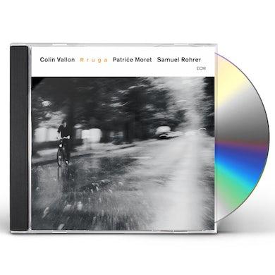 Colin Vallon RRUGA CD