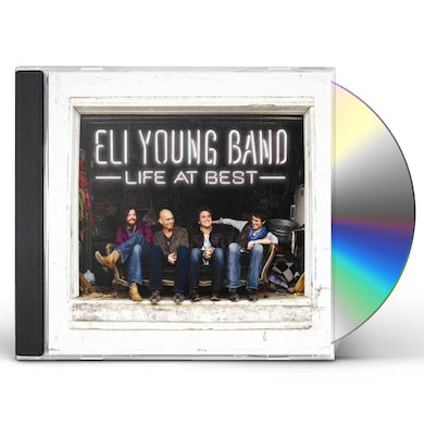 Eli Young Band LIFE AT BEST CD
