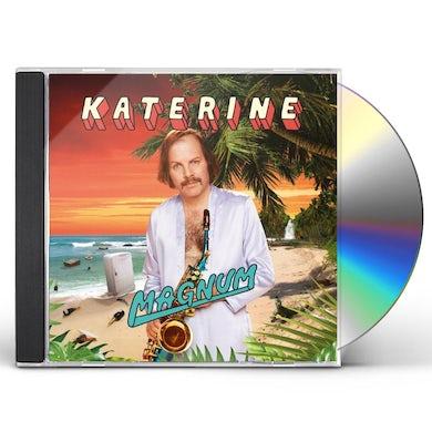 Philippe Katerine MAGNUM (DIGISLEEVE LTD) CD