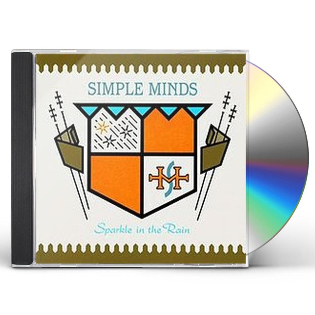 Simple Minds SPARKLE IN THE RAIN CD