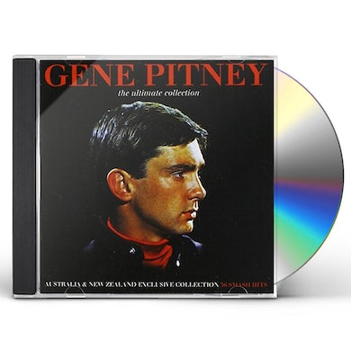 Gene Pitney ULTIMATE COLLECTION CD