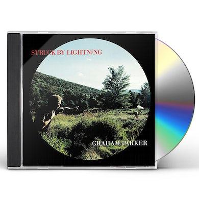 Graham Parker STRUCK BY LIGHTNING CD