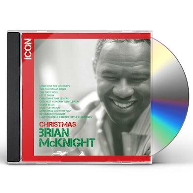 Brian Mcknight ICON: CHRISTMAS CD