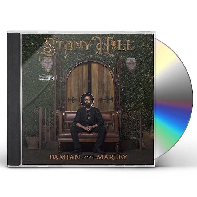 Damian Marley STONY HILL CD