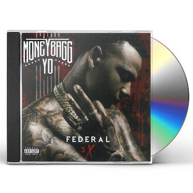 Moneybagg Yo Federal 3X CD