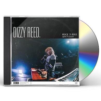 Dizzy Reed ROCK N ROLL AIN'T EASY CD