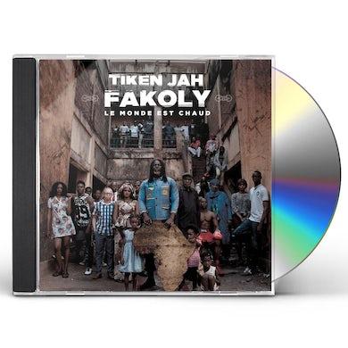 Tiken Jah Fakoly Le Monde Est Chaud CD