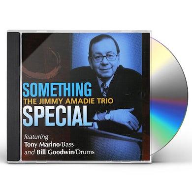 Jimmy Amadie SOMETHING SPECIAL CD