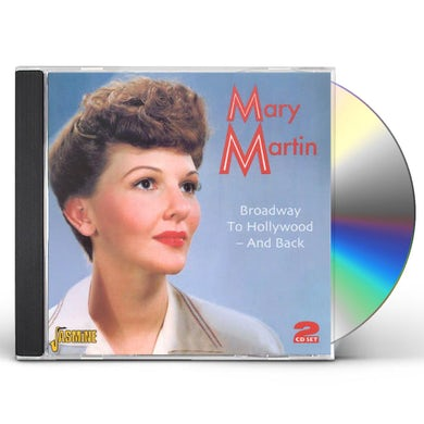 BROADWAY TO HOLLYWOOD: & BACK CD