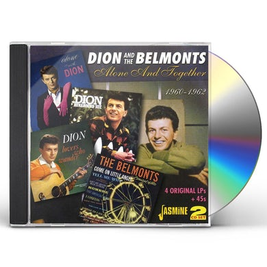 Dion & The Belmonts ALONE & TOGETHER CD