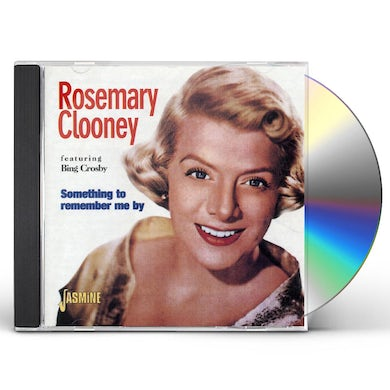 Rosemary Clooney SOMETHING TO REMEMBER ME BY CD