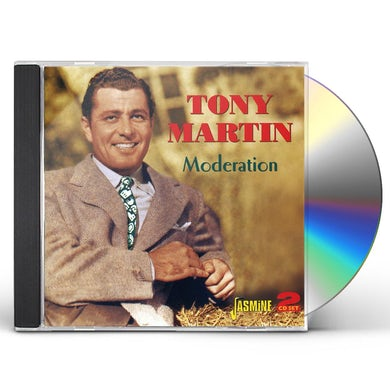 Tony Martin MO DERATION CD