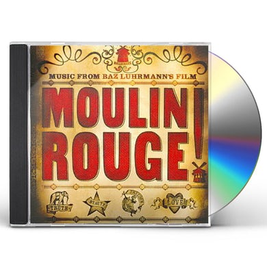 Soundtrack Moulin Rouge CD