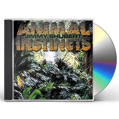 Jimmy Shubert ANIMAL CD