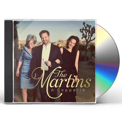 Martins A CAPPELLA CD