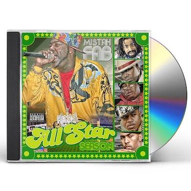 Mistah Fab ALL STAR SEASON CD