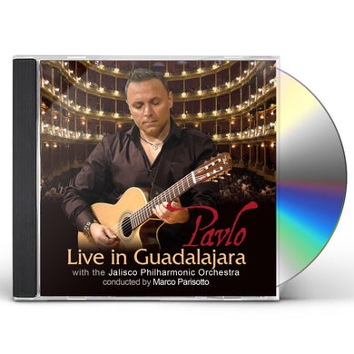 LIVE IN GUADALAJARA CD