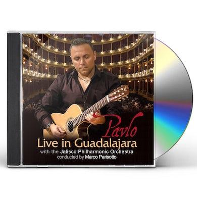 Live In Guadalajara CD