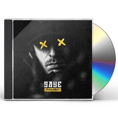 Saye DISSIDENT CD