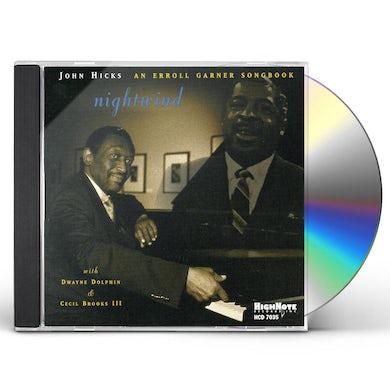 John Hicks ERROLL GARNER SONGBOOK CD