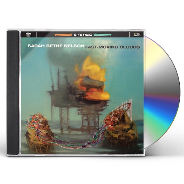 Sarah Bethe Nelson FAST MOVING CLOUDS CD