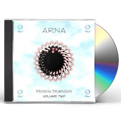 ARNA 'MOSTLY STANDIDS 2 CD