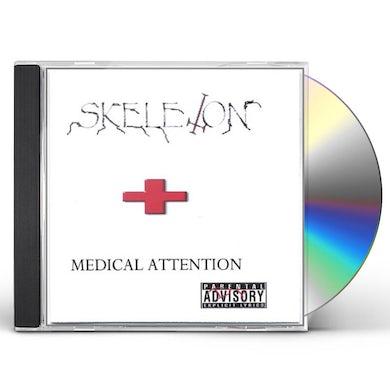 Skeleton MEDICAL ATTENTION CD