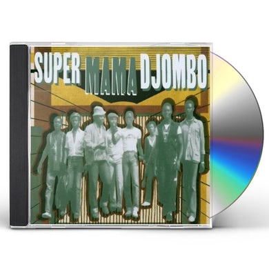 SUPER MAMA DJOMBO CD